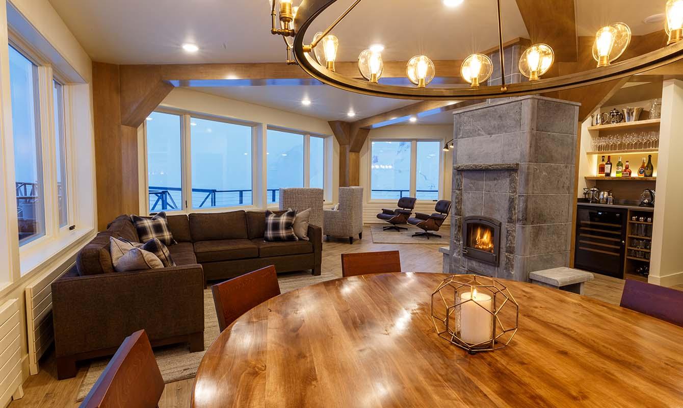 Glacier Ice House >> Sheldon Chalet – Experience Grand
